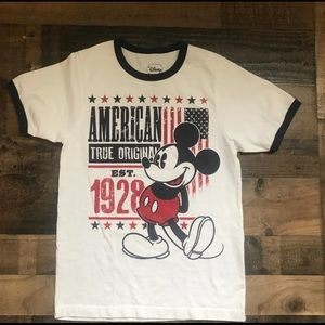 Mickey Mouse Disney American shirt